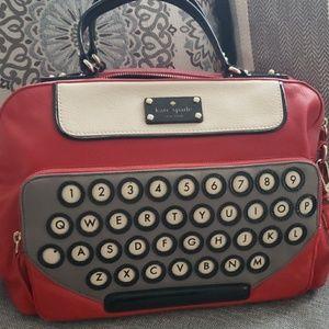 Kate Spade Typewriter Purse